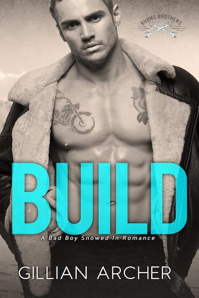 Book cover for Build by Gillian Archer