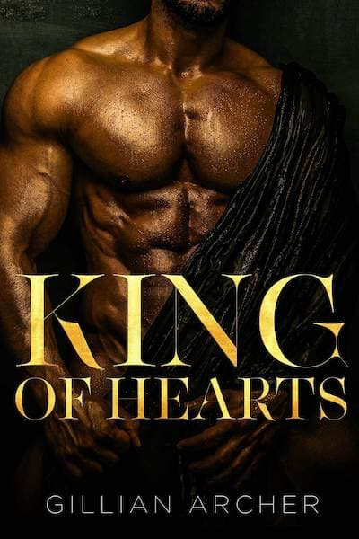 Book cover for King of Hearts by Gillian Archer