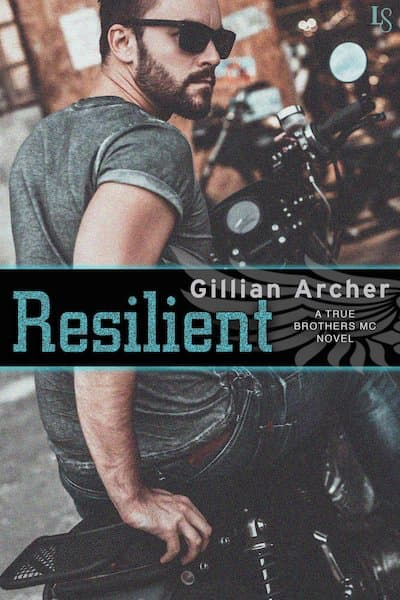Book cover for Resilient by Gillian Archer