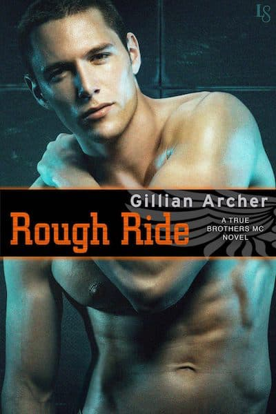 Book cover for Rough Ride by Gillian Archer