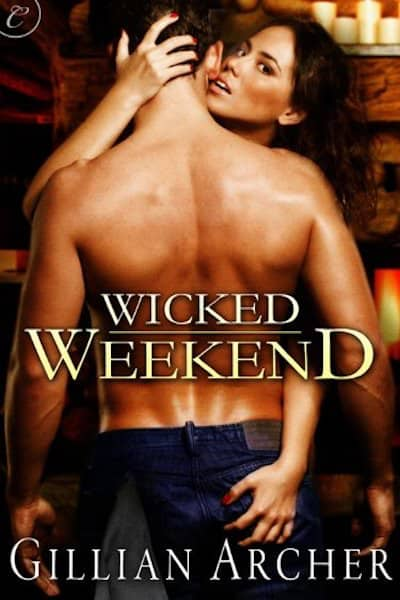 Book cover for Wicked Weekend by Gillian Archer